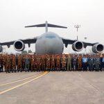 ভারতের গণতন্ত্র দিবসে অংশ নেবে সশস্ত্র বাহিনীর ১২২ সদস্য